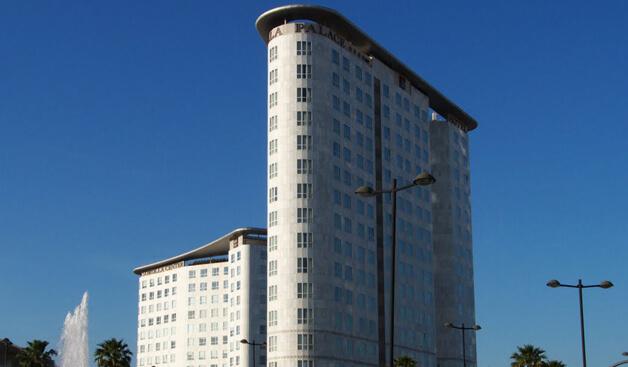Acusfoc aislamiento ignifugo hotel Sorolla