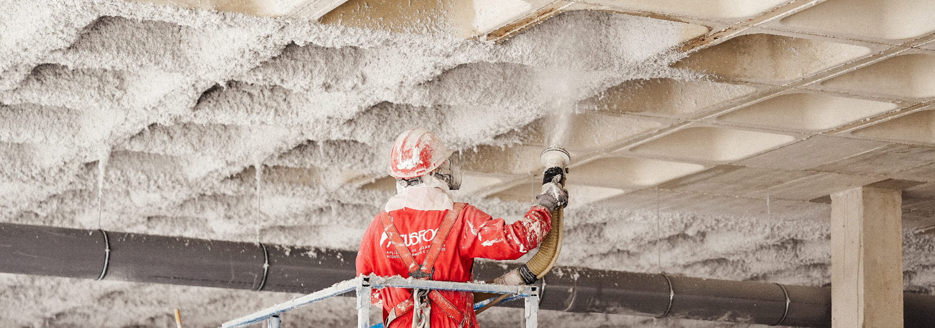 What is a fireproofing company?
